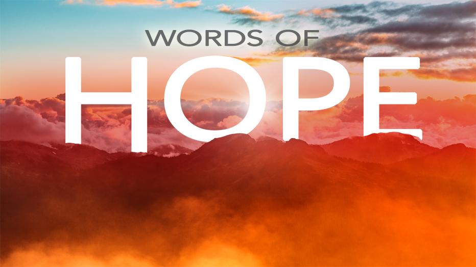 Words of HOPE - Stockbridge Community Church